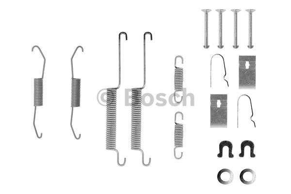 Kit d'accessoires, mâchoire de frein - BOSCH - 1 987 475 243