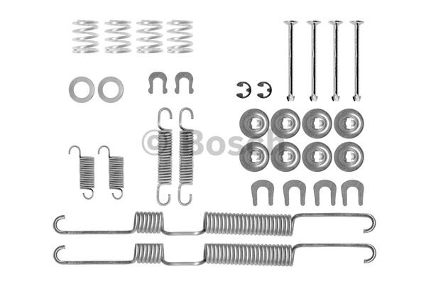 Kit d'accessoires, mâchoire de frein - BOSCH - 1 987 475 244