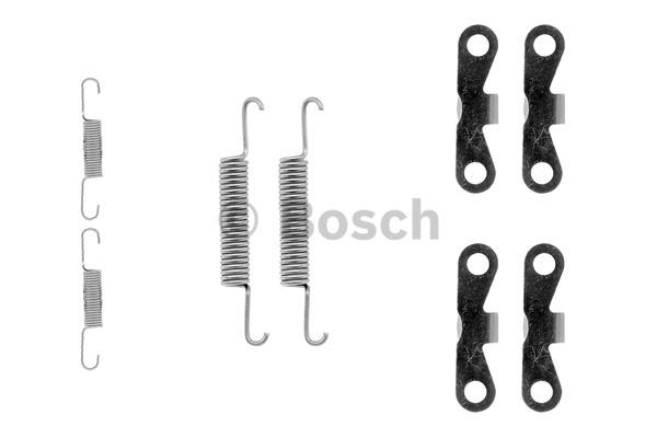 Kit d'accessoires, mâchoires de frein de stationnement - BOSCH - 1 987 475 246