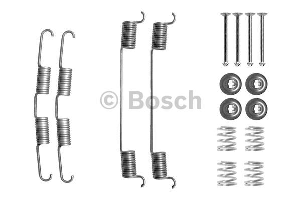 Kit d'accessoires, mâchoire de frein - BOSCH - 1 987 475 247