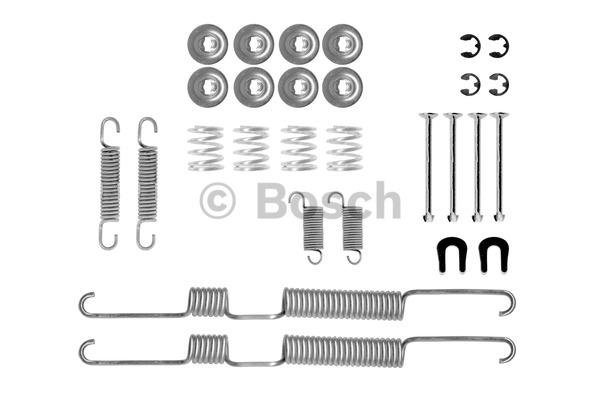 Kit d'accessoires, mâchoire de frein - BOSCH - 1 987 475 248