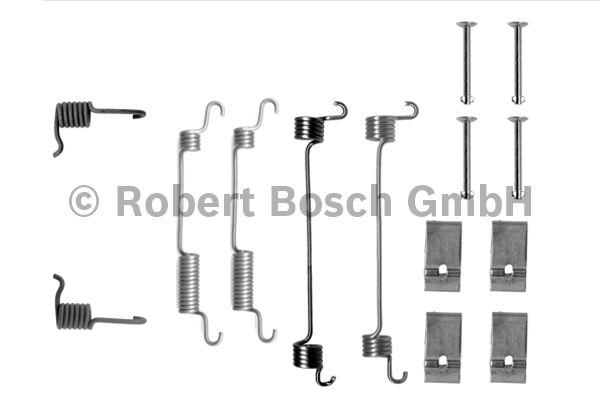 Kit d'accessoires, mâchoire de frein - BOSCH - 1 987 475 249