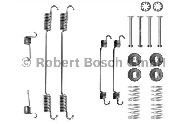 Kit d'accessoires, mâchoire de frein - BOSCH - 1 987 475 251