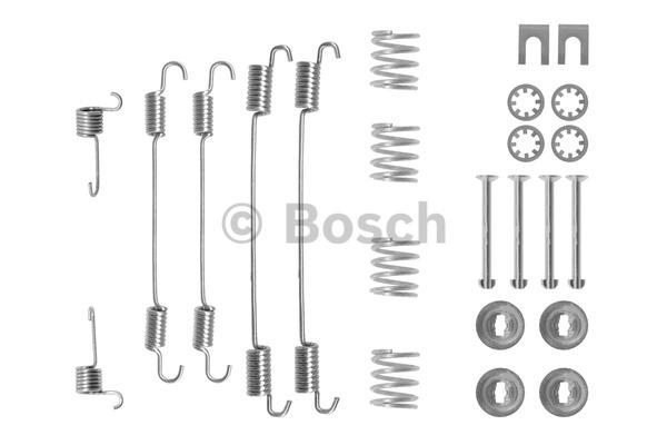 Kit d'accessoires, mâchoire de frein - BOSCH - 1 987 475 253