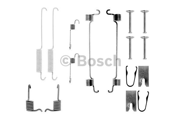 Kit d'accessoires, mâchoire de frein - BOSCH - 1 987 475 254