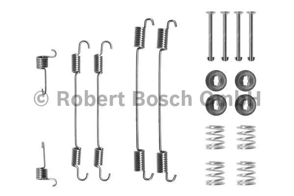 Kit d'accessoires, mâchoire de frein - BOSCH - 1 987 475 255