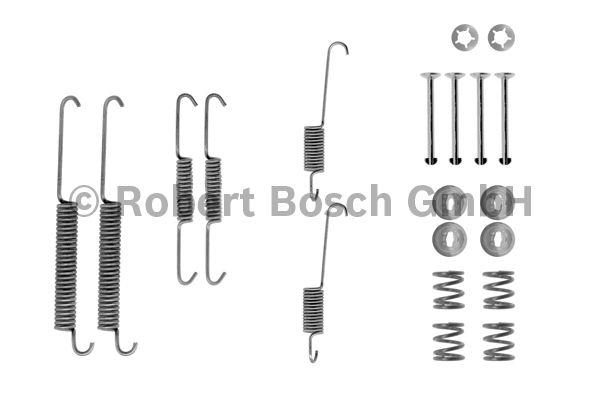 Kit d'accessoires, mâchoire de frein - BOSCH - 1 987 475 256