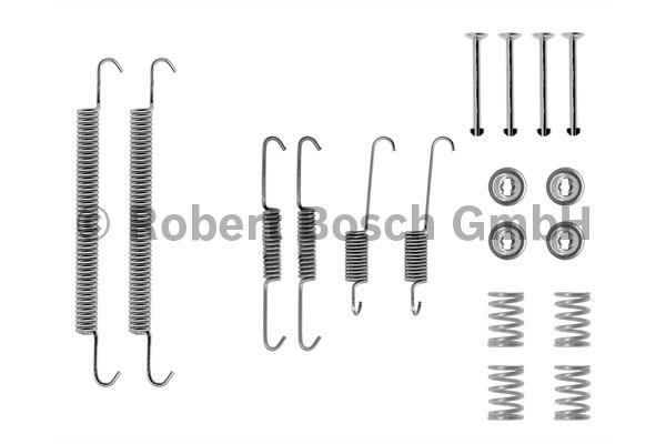 Kit d'accessoires, mâchoire de frein - BOSCH - 1 987 475 257