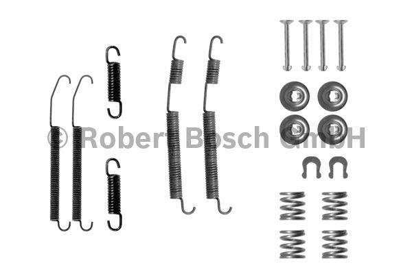 Kit d'accessoires, mâchoire de frein - BOSCH - 1 987 475 258