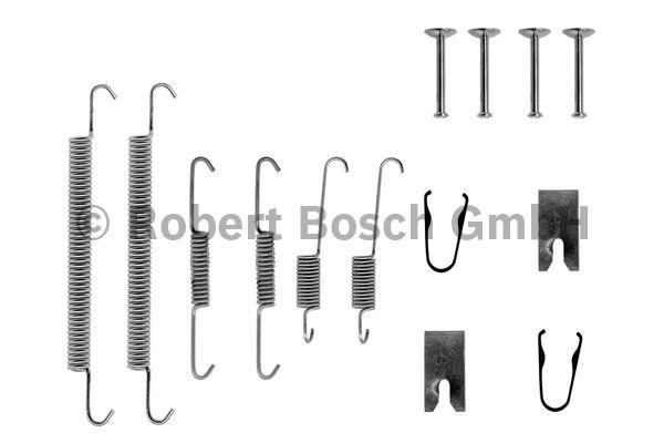 Kit d'accessoires, mâchoire de frein - BOSCH - 1 987 475 261