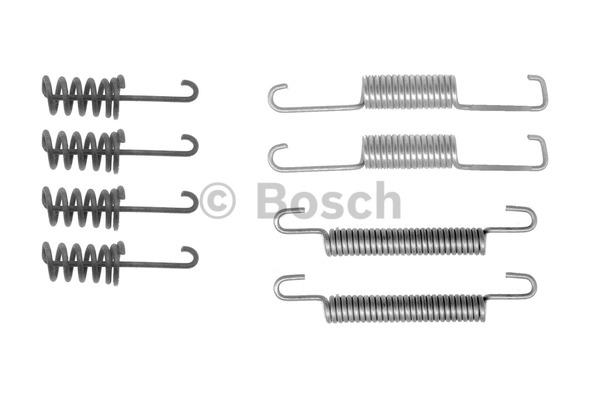 Kit d'accessoires, mâchoires de frein de stationnement - BOSCH - 1 987 475 263