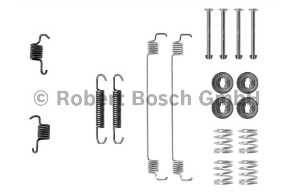 Kit d'accessoires, mâchoire de frein - BOSCH - 1 987 475 264