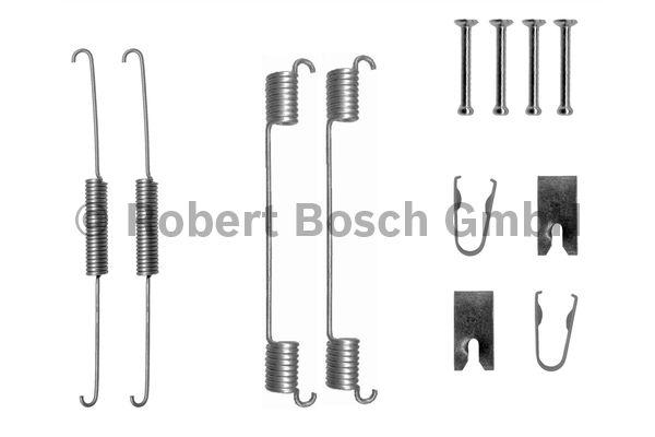 Kit d'accessoires, mâchoire de frein - BOSCH - 1 987 475 266