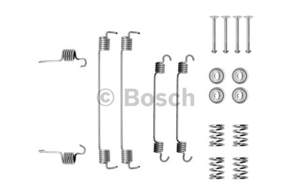 Kit d'accessoires, mâchoire de frein - BOSCH - 1 987 475 269