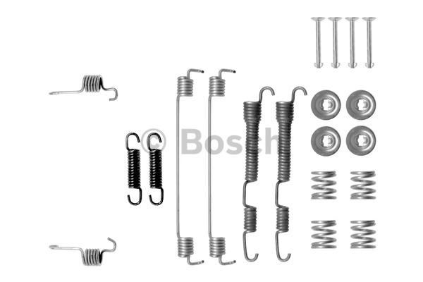 Kit d'accessoires, mâchoire de frein - BOSCH - 1 987 475 270