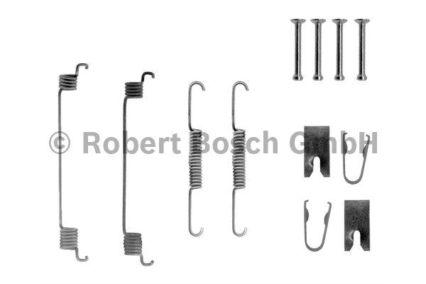 Kit d'accessoires, mâchoire de frein - BOSCH - 1 987 475 271