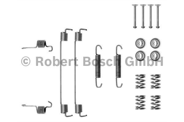 Kit d'accessoires, mâchoire de frein - BOSCH - 1 987 475 272