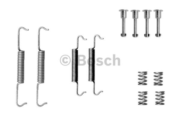 Kit d'accessoires, mâchoires de frein de stationnement - BOSCH - 1 987 475 273