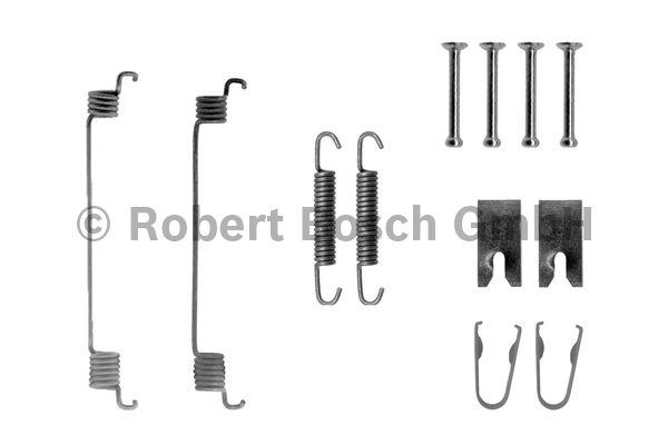Kit d'accessoires, mâchoire de frein - BOSCH - 1 987 475 274