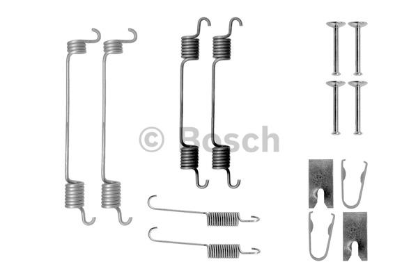 Kit d'accessoires, mâchoire de frein - BOSCH - 1 987 475 276