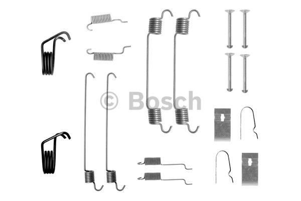 Kit d'accessoires, mâchoire de frein - BOSCH - 1 987 475 278