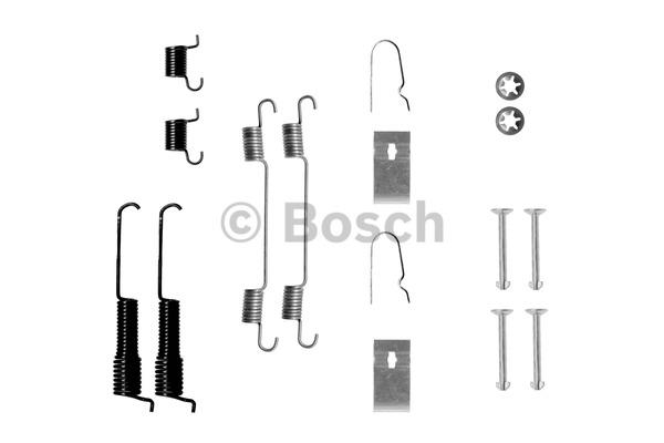 Kit d'accessoires, mâchoire de frein - BOSCH - 1 987 475 279