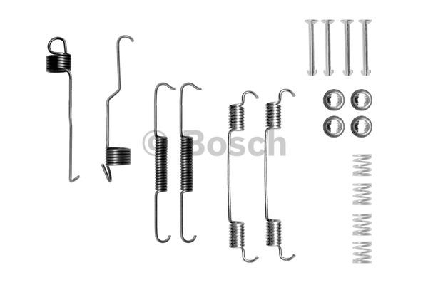 Kit d'accessoires, mâchoire de frein - BOSCH - 1 987 475 282