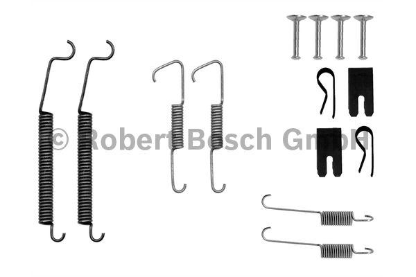 Kit d'accessoires, mâchoire de frein - BOSCH - 1 987 475 283