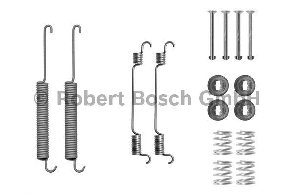 Kit d'accessoires, mâchoire de frein - BOSCH - 1 987 475 284