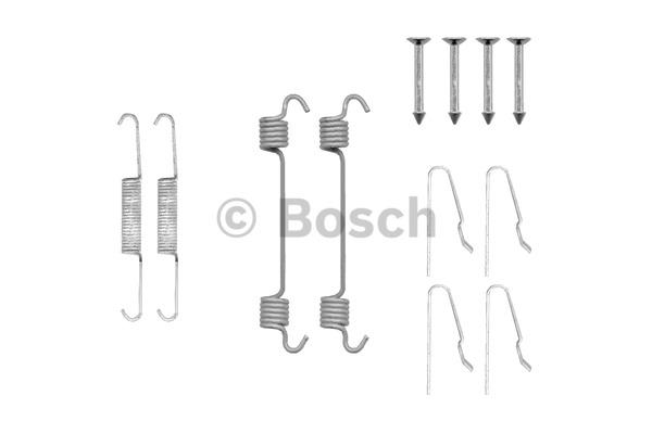 Kit d'accessoires, mâchoires de frein de stationnement - BOSCH - 1 987 475 285