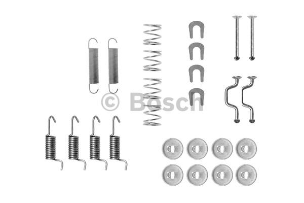 Kit d'accessoires, mâchoires de frein de stationnement - BOSCH - 1 987 475 286