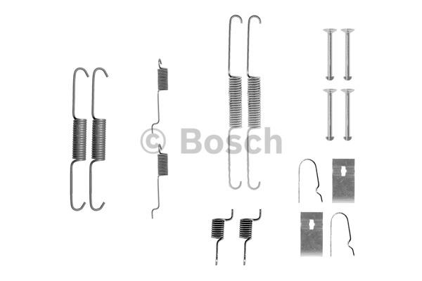 Kit d'accessoires, mâchoire de frein - BOSCH - 1 987 475 287