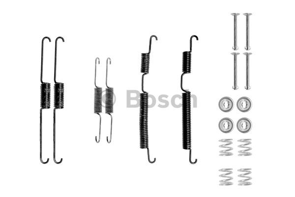 Kit d'accessoires, mâchoire de frein - BOSCH - 1 987 475 288