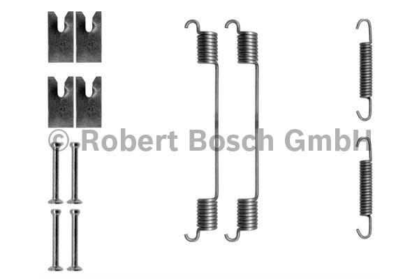 Kit d'accessoires, mâchoire de frein - BOSCH - 1 987 475 289
