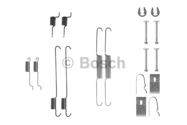 Kit d'accessoires, mâchoire de frein - BOSCH - 1 987 475 290