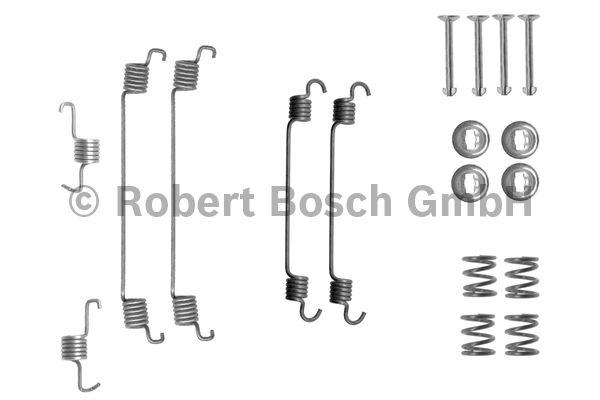 Kit d'accessoires, mâchoire de frein - BOSCH - 1 987 475 295