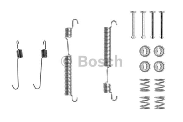 Kit d'accessoires, mâchoire de frein - BOSCH - 1 987 475 296