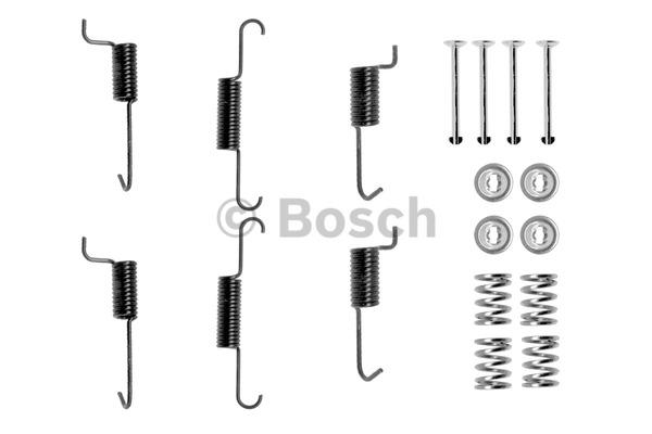 Kit d'accessoires, mâchoire de frein - BOSCH - 1 987 475 297