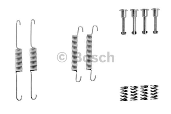 Kit d'accessoires, mâchoires de frein de stationnement - BOSCH - 1 987 475 299