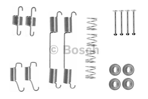 Kit d'accessoires, mâchoires de frein de stationnement - BOSCH - 1 987 475 301