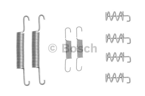 Kit d'accessoires, mâchoires de frein de stationnement - BOSCH - 1 987 475 303