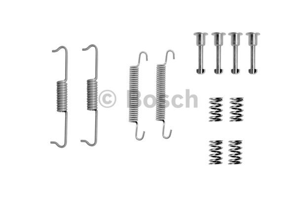 Kit d'accessoires, mâchoires de frein de stationnement - BOSCH - 1 987 475 306