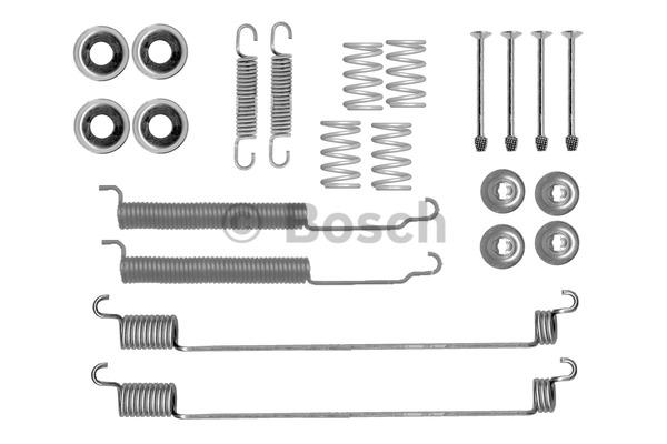 Kit d'accessoires, mâchoire de frein - BOSCH - 1 987 475 308