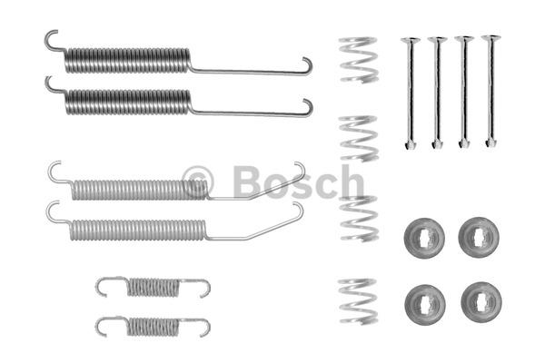 Kit d'accessoires, mâchoire de frein - BOSCH - 1 987 475 309