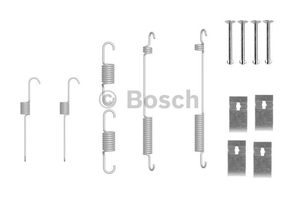 Kit d'accessoires, mâchoire de frein - BOSCH - 1 987 475 310