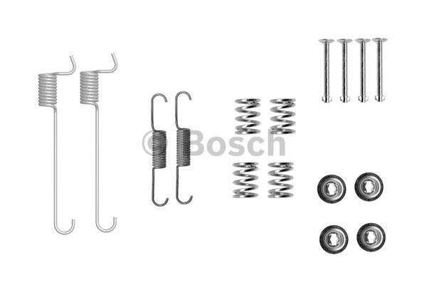 Kit d'accessoires, mâchoires de frein de stationnement - BOSCH - 1 987 475 311