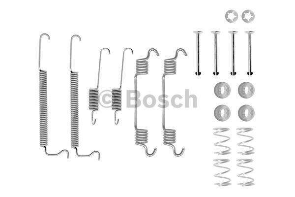 Kit d'accessoires, mâchoire de frein - BOSCH - 1 987 475 312