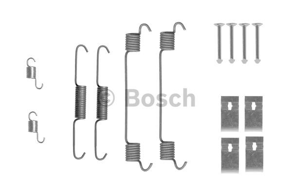 Kit d'accessoires, mâchoire de frein - BOSCH - 1 987 475 314