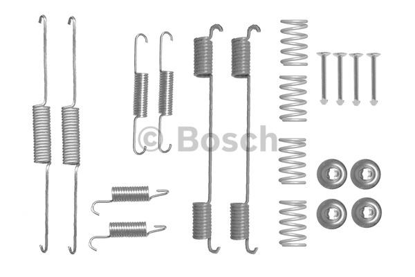 Kit d'accessoires, mâchoires de frein de stationnement - BOSCH - 1 987 475 315