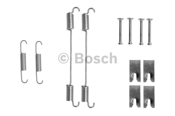 Kit d'accessoires, mâchoire de frein - BOSCH - 1 987 475 316
